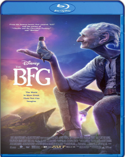 The BFG [2016] [BD25] [Latino]