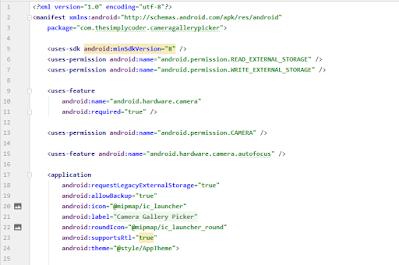 Cara membuat direktori di Android Kotlin (Android 10 atau lebih baru)