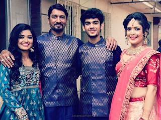 Priyanka Jain Family Husband  Biography Parents children's Marriage Photos