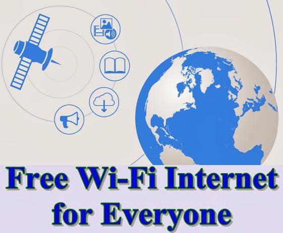 Free WiFi Internet for Everyone - Pakistan Hotline