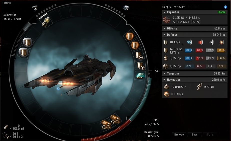 Nosy Gamer: CCP's War On Bots – Exhumer Changes