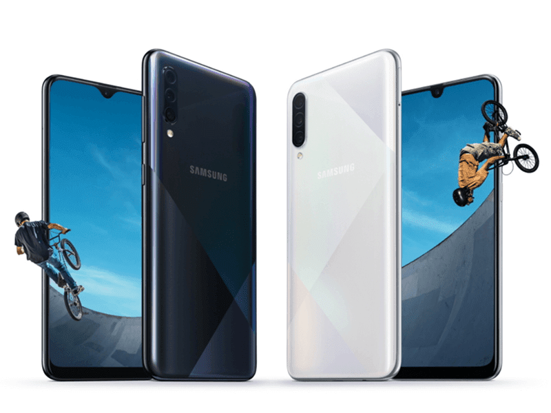 Samsung Galaxy A50s, A30s now official!