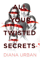 All Your Twisted Secrets by Diana Urban book cover and review
