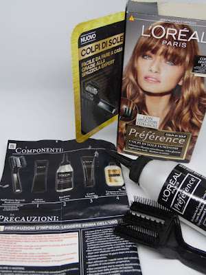 kit colpi di sole n 3 l'oreal