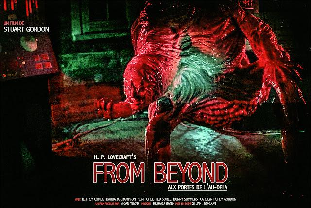 Trash Movie: DO ALÉM (1986) faz Lovecraft se revirar no túmulo!