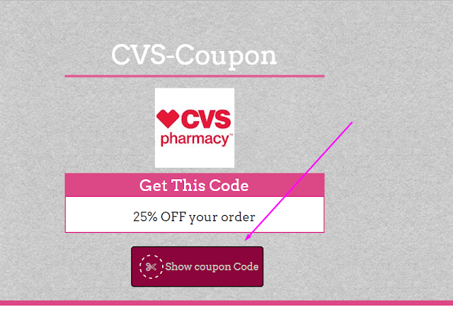 Cvs 35% Coupon Code May 2017