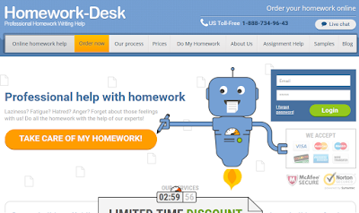 HomeWork-Desk.com review