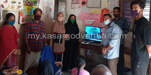 Kerala, News, tv for online learning was inaugurated