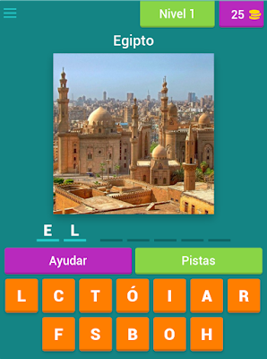 App Capitales del Mundo