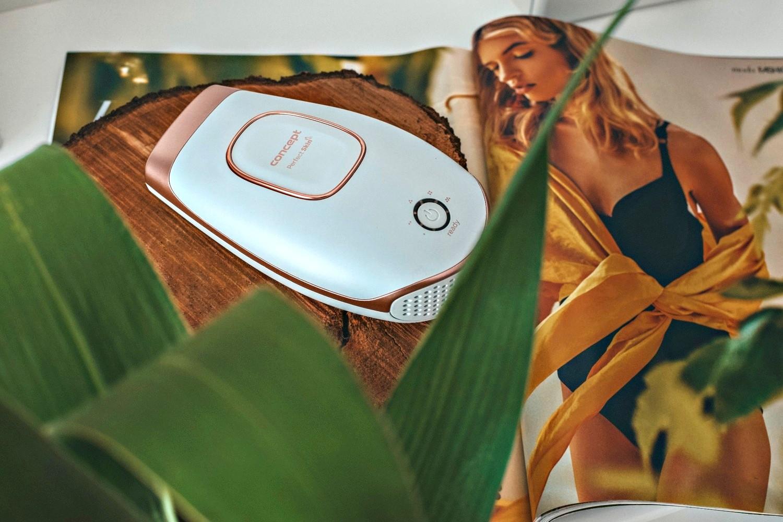 Jak działa Concept IL3000 IPL Perfect Skin?