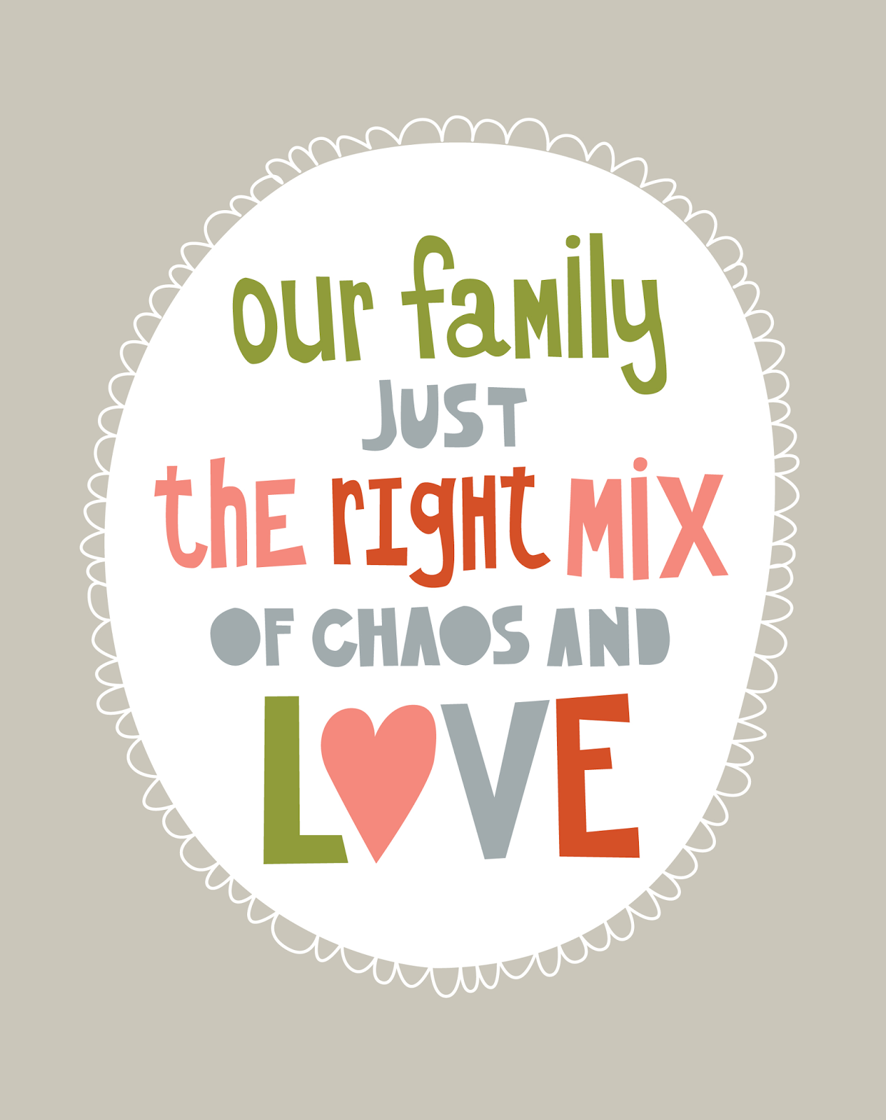 Family And Love Quotes And Sayings: ERIN DEEGAN Design Studio