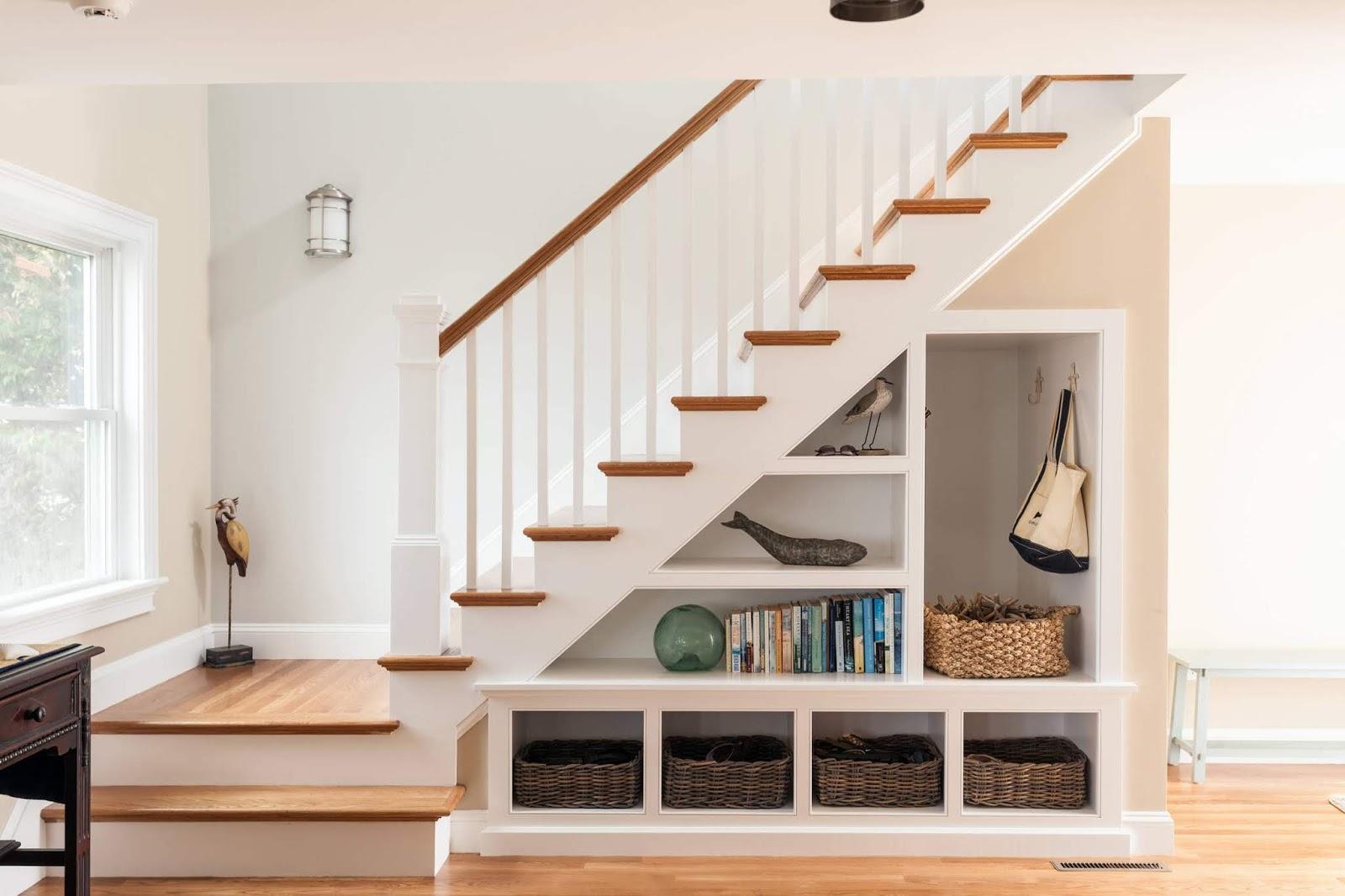 Inspirasi Desain Tangga Rumah Mewah - RUANG-SIPIL