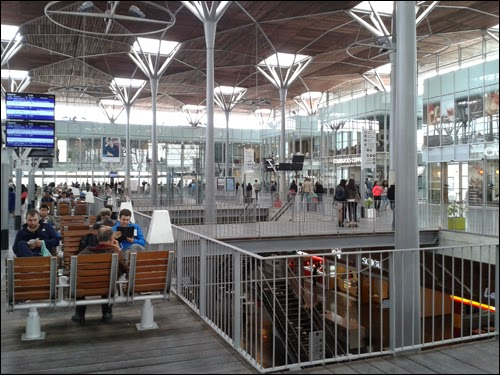 Gare de Casa-Port