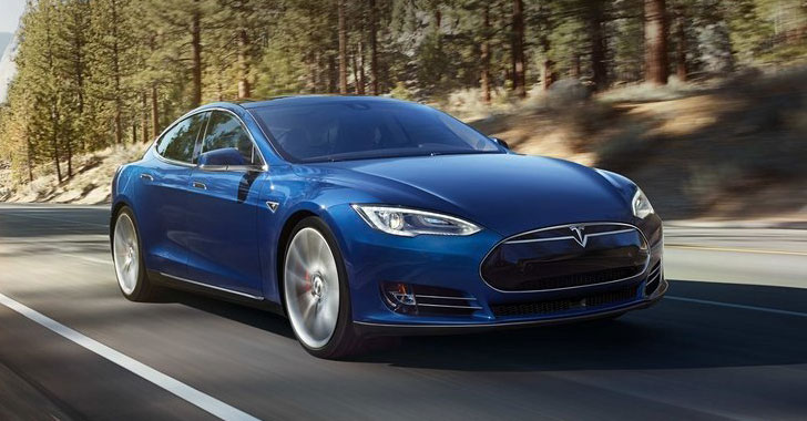 Tesla Model S Hack Could Let Thieves Clone Key Fobs to Steal Cars
