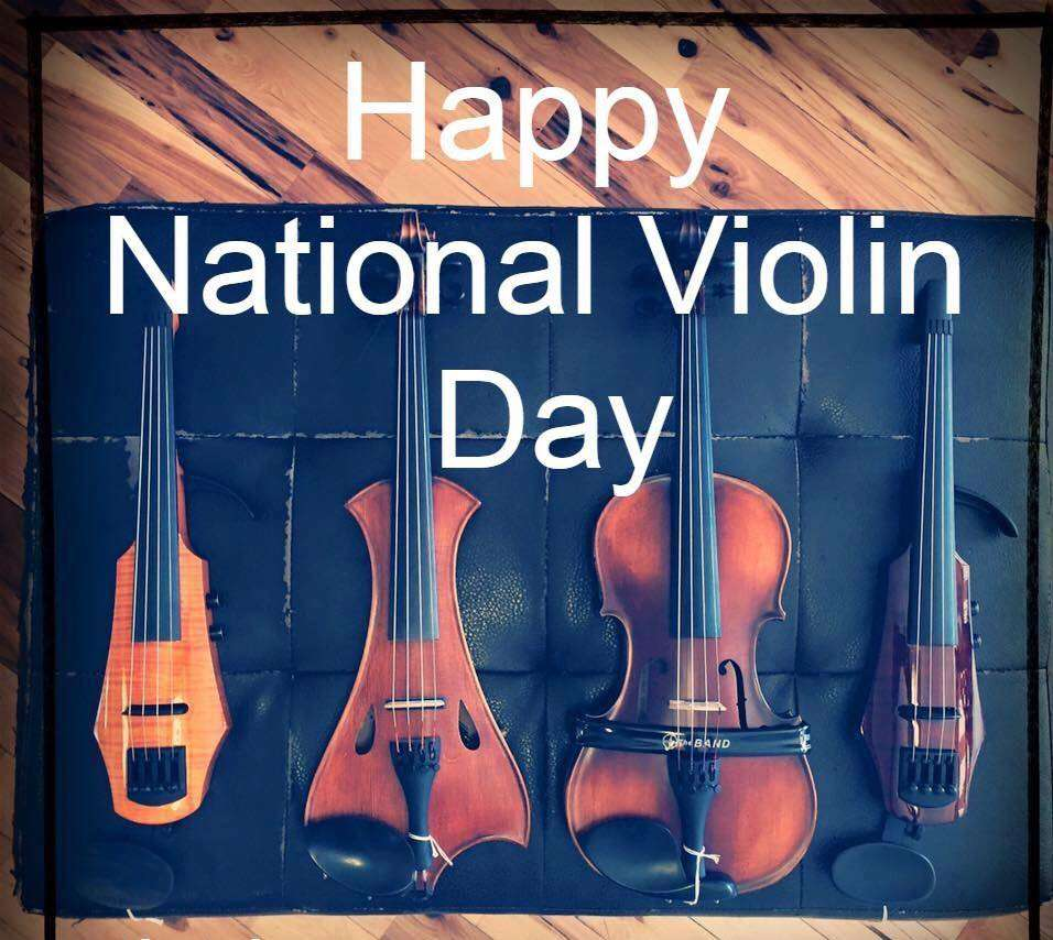 National Violin Day Wishes for Whatsapp