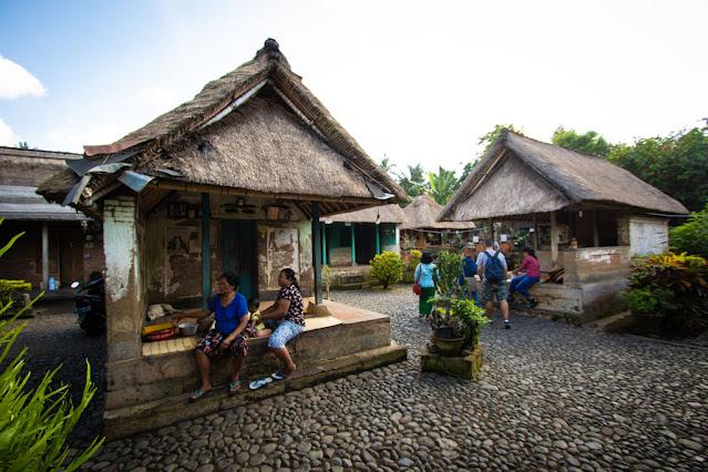 Tipica casa balinese-Bali