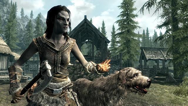 تحميل لعبة The Elder Scrolls V: Skyrim