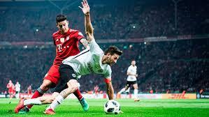 مشاهدة مباراة بايرن ميونيخ واينتراخت فرانكفورت