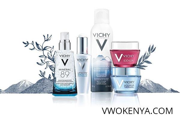Giới thiệu về thương hiệu Vichy