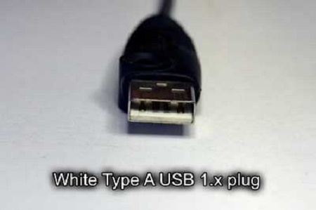 جميع الألوان التي تأتي بها منافذ و مفاتيح ال USB و شرح دلالتها