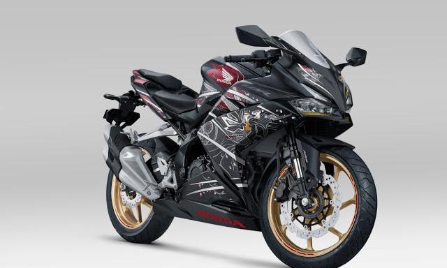 Honda Hadirkan CBR Edisi Garuda x Samurai Untuk Meriahkan HUT RI