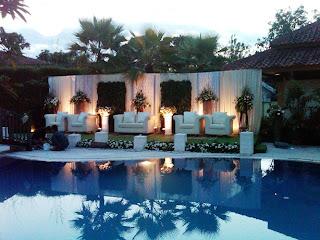 International Wedding Style Decor On LPP Garden Hotel Yogyakarta