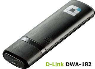 Télécharger DWA-182 Wireless AC1200 Dual Band USB Adapter pilote WINDOWS ET MAC
