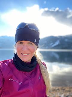 holly zimmermann running everest ultramaraton mom asics
