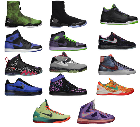 c5aa9ae8154 ajordanxi Your  1 Source For Sneaker Release Dates  NBA All-Star Weekend  2013 Recap   How Did You Do