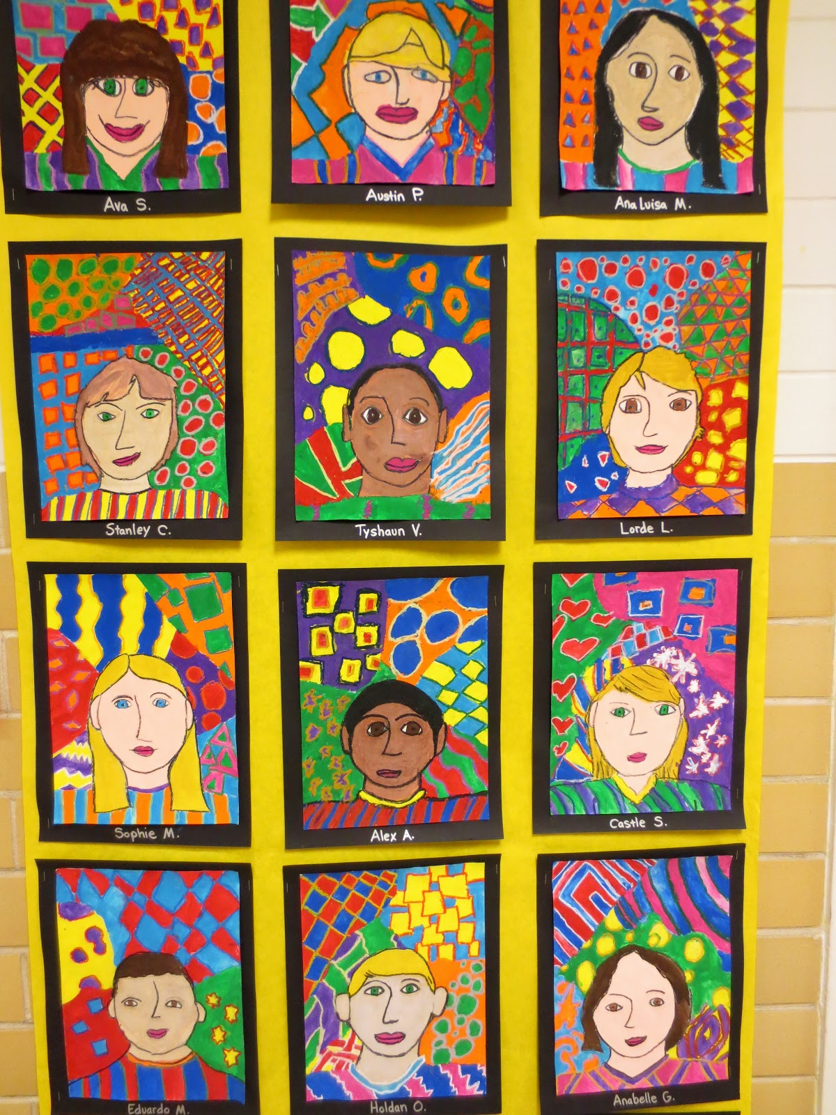 Zilker Elementary Art Class: Zilker's 2013 School-wide ...
