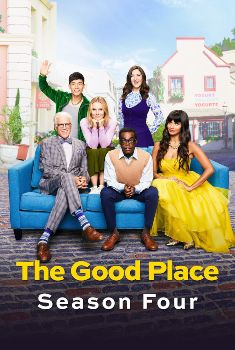 The Good Place 4ª Temporada Torrent – WEB-DL 720p/1080p Dual Áudio<