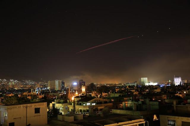 Syrian War Live Updates