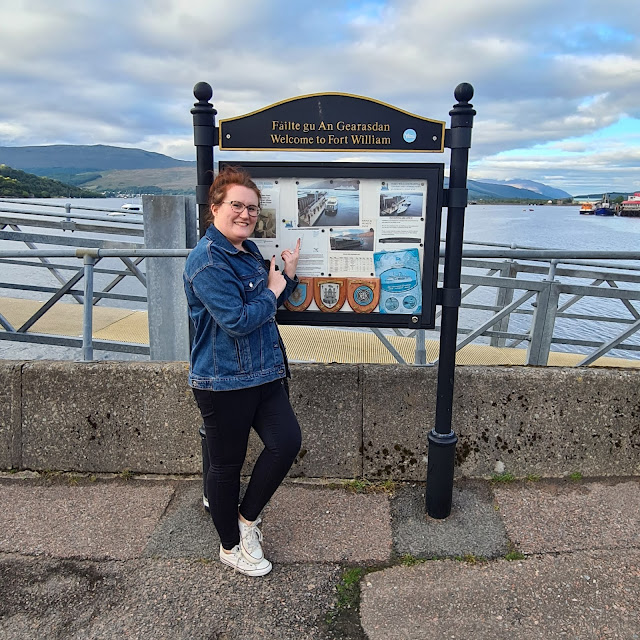 Vegan eating and things to do in Fort William and Lochaber