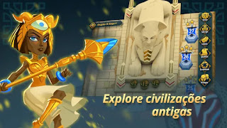 Game of Nations: Swipe for Battle Idle RPG mod apk
