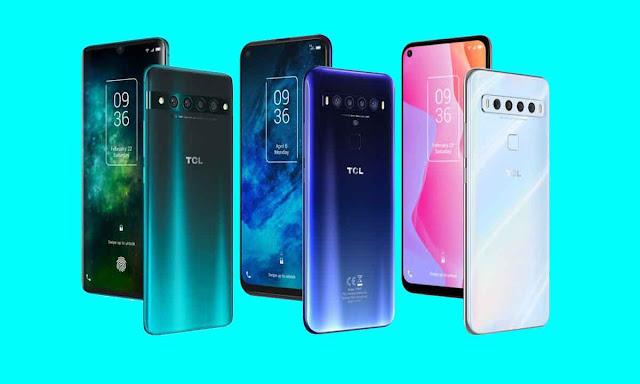 سعر و مواصفات هاتف TCL 20 5G وTCL 20 SE رسميًا