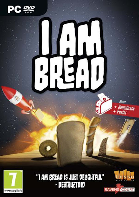 I am Bread Download Cover Free Game