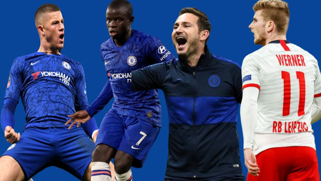 CHELSEA NEWS AND CHELSEA TRANSFER NEWS IN FIVE MINUTES.