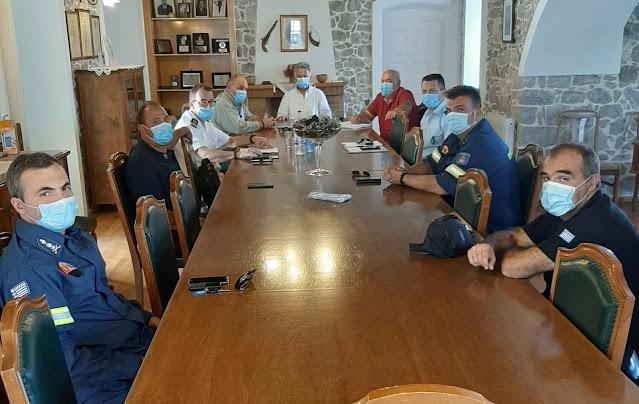 Σε ετοιμότητα ο Δήμος Ερμιονίδας λόγω εκτάκτων καιρικών φαινομένων