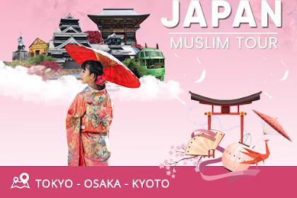 Paket Tour Jepang Wara Wiri