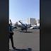 La un pas de accident cu elicopterul