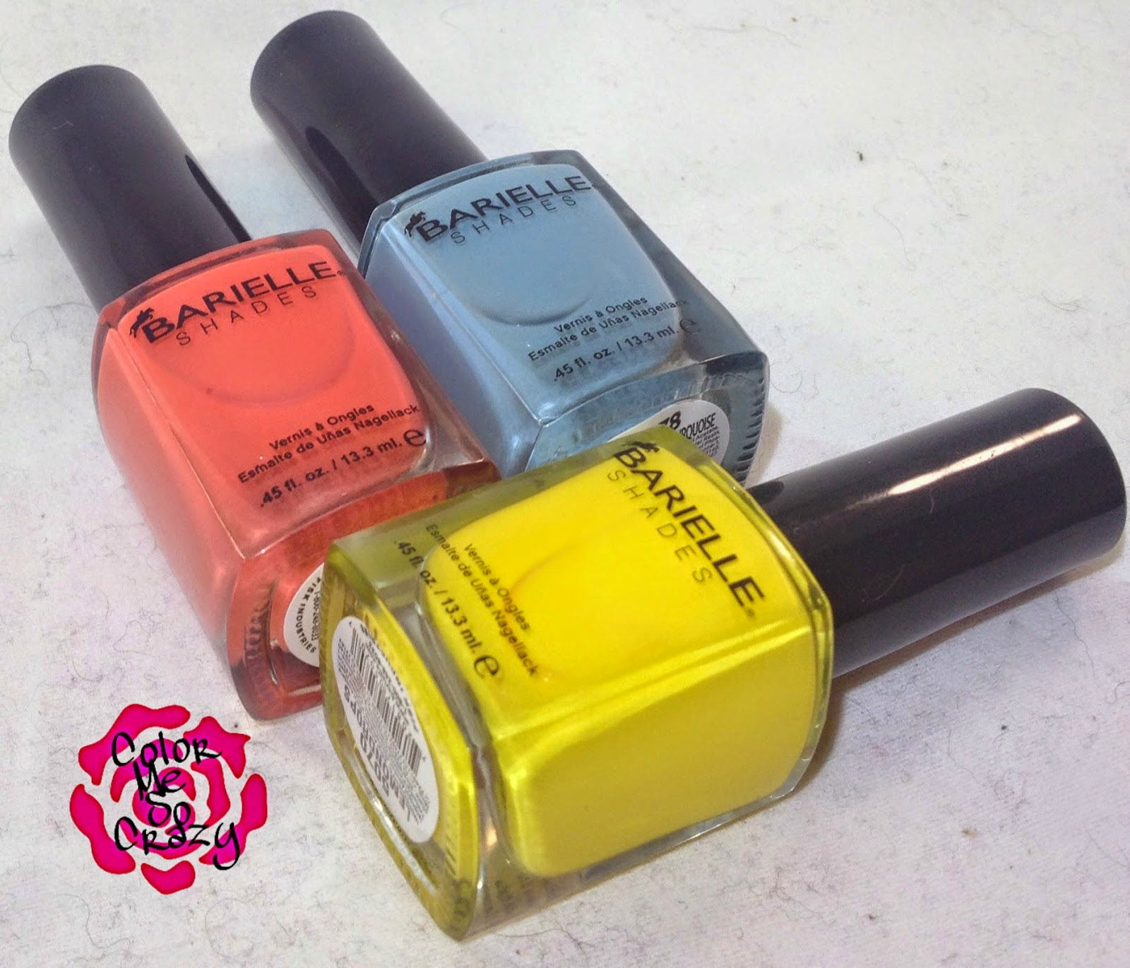 The Perfect Barielle Manicure and GIVEAWAY