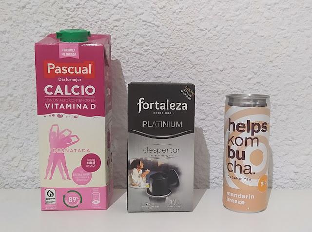 Cápsulas Aluminio Platinium Despertar Café Fortaleza