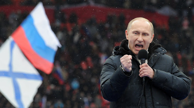 Putin, Vladimir Putin, Rússia