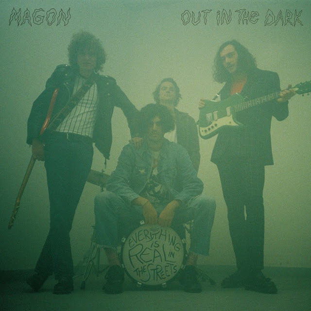 Magon sort Out In The Dark, un premier album époustouflant