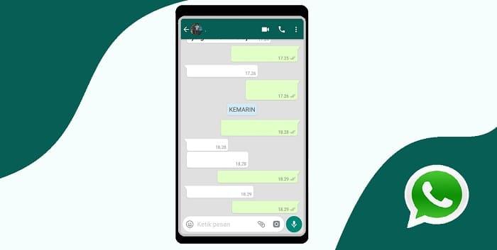 Cara Mengubah Ukuran Font Percakapan di WhatsApp