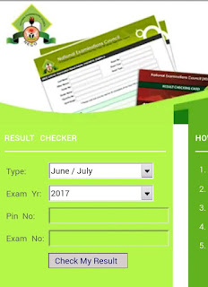 Finally NECO 2017 SSCE June/July Examination Results Out