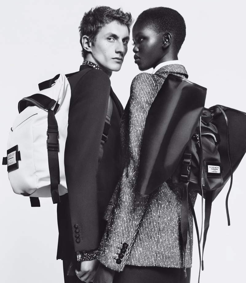 Givenchy Winter of Eden Fall/Winter 2019 Campaign