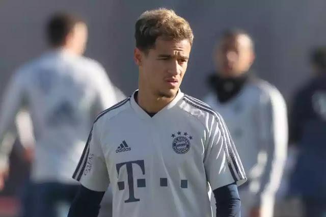 latest transfer news coutinho