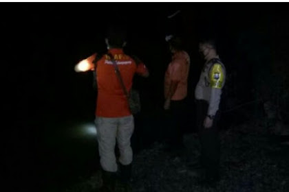 Satu Warga Tulungagung Hilang Saat Mandi di Sungai Brantas