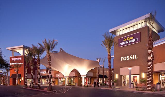Dicas de Las Vegas: Outlets